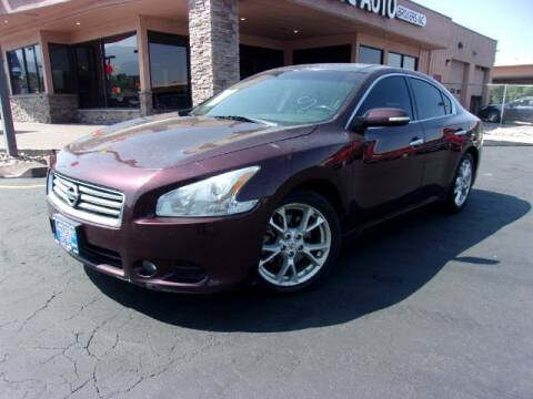 2014 Nissan Maxima for sale at Lakeside Auto Brokers Inc. in Colorado Springs CO