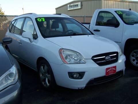 2007 Kia Rondo for sale at Lloyds Auto Sales & SVC in Sanford ME
