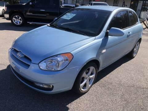2007 Hyundai Accent for sale at Auto Cars in Murrells Inlet SC