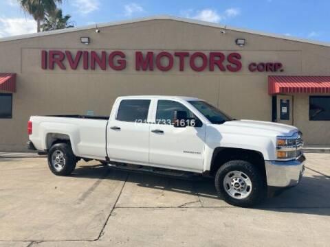 2019 Chevrolet Silverado 2500HD for sale at Irving Motors Corp in San Antonio TX