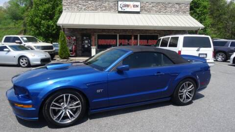 2008 Ford Mustang for sale at Driven Pre-Owned in Lenoir NC