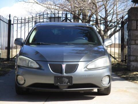 2004 Pontiac Grand Prix for sale at Blue Ridge Auto Outlet in Kansas City MO