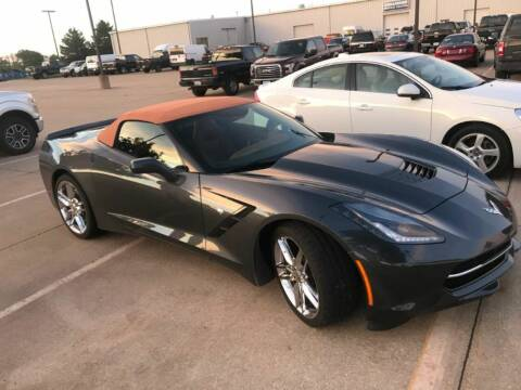 2014 Chevrolet Corvette for sale at Regency Motors Inc in Davenport IA
