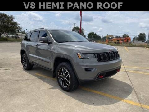 2020 Jeep Grand Cherokee for sale at Jeff Drennen GM Superstore in Zanesville OH