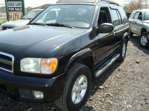 2003 Nissan Pathfinder for sale at Branch Avenue Auto Auction in Clinton MD