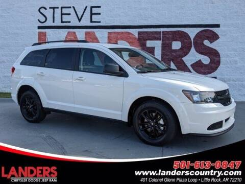2020 Dodge Journey for sale at The Car Guy powered by Landers CDJR in Little Rock AR