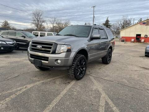 2014 Ford Expedition for sale at Dean's Auto Sales in Flint MI