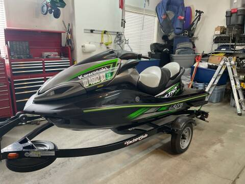 2016 Kawasaki Jet ski for sale at ALOTTA AUTO in Rexburg ID