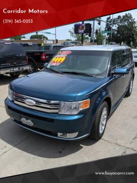 2011 Ford Flex for sale at Corridor Motors in Cedar Rapids IA