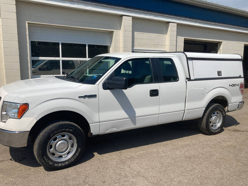 2014 Ford F-150 for sale at Ogden Auto Sales LLC in Spencerport NY