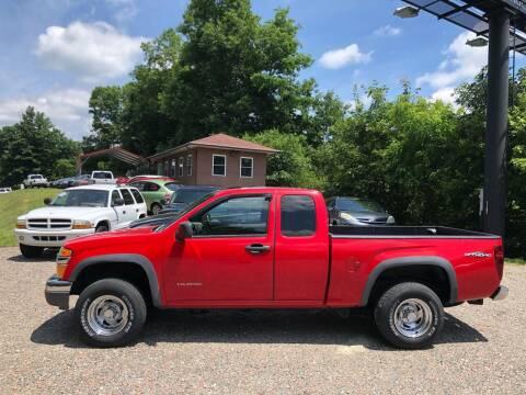2004 Chevrolet Colorado for sale at R C MOTORS in Vilas NC