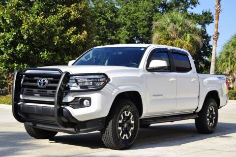 2016 Toyota Tacoma for sale at Vision Motors, Inc. in Winter Garden FL