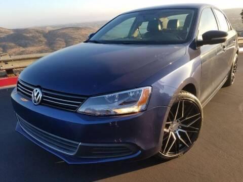 2013 Volkswagen Jetta for sale at Trini-D Auto Sales Center in San Diego CA
