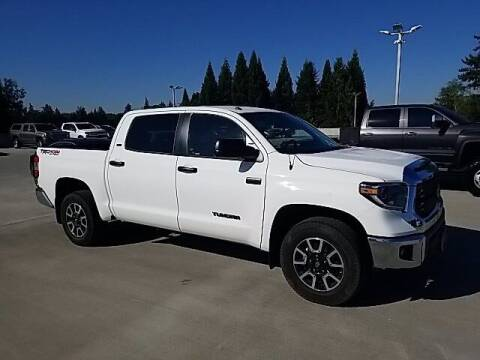 2019 Toyota Tundra for sale at Washington Auto Credit in Puyallup WA