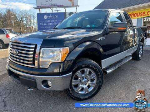 2010 Ford F-150 for sale at IMPORTS AUTO GROUP in Akron OH