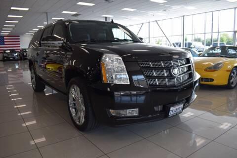 2012 Cadillac Escalade ESV for sale at Legend Auto in Sacramento CA