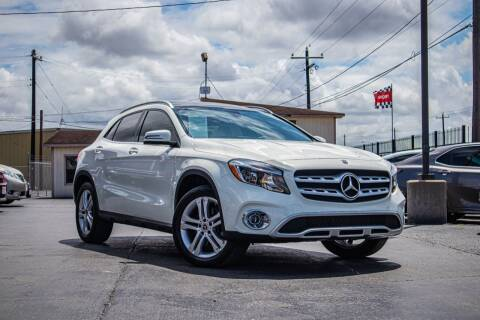 2018 Mercedes-Benz GLA for sale at Jerrys Auto Sales in San Benito TX