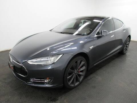 2016 Tesla Model S for sale at Automotive Connection in Fairfield OH