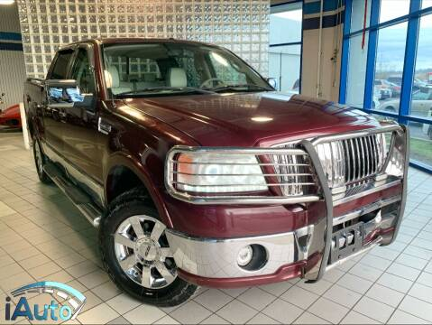 2006 Lincoln Mark LT for sale at iAuto in Cincinnati OH