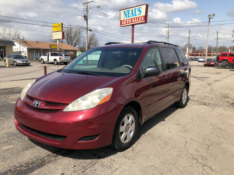 2008 Toyota Sienna for sale at Neals Auto Sales in Louisville KY