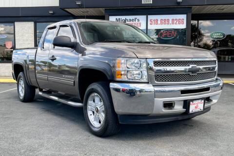 2012 Chevrolet Silverado 1500 for sale at Michaels Auto Plaza in East Greenbush NY