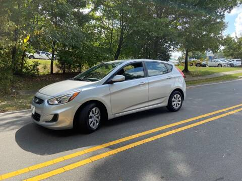 2017 Hyundai Accent for sale at THE AUTO FINDERS in Durham NC