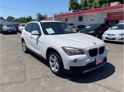 2013 BMW X1 for sale at Dealers Choice Inc in Farmersville CA