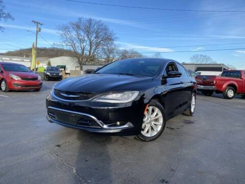2015 Chrysler 200 for sale at Auto Credit Group in Nashville TN