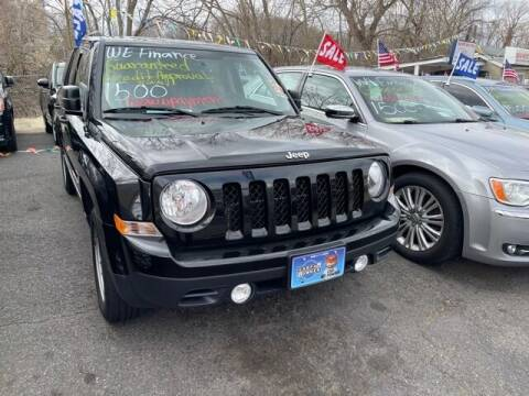 2016 Jeep Patriot for sale at BUY RITE AUTO MALL LLC in Garfield NJ