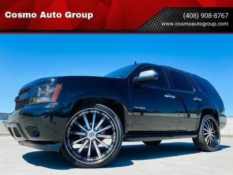 2013 Chevrolet Tahoe for sale at Cosmo Auto Group in San Jose CA