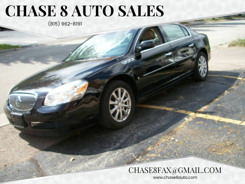 2009 Buick Lucerne for sale at Chase 8 Auto Sales in Loves Park IL