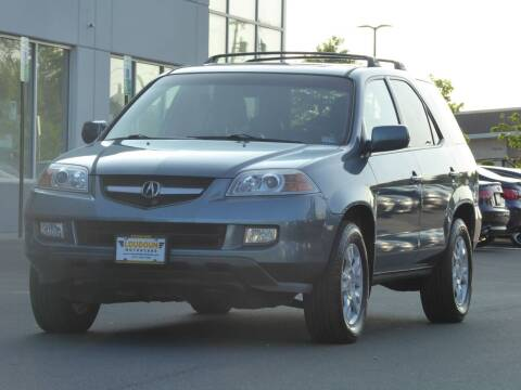 2005 Acura MDX for sale at Loudoun Used Cars - LOUDOUN MOTOR CARS in Chantilly VA