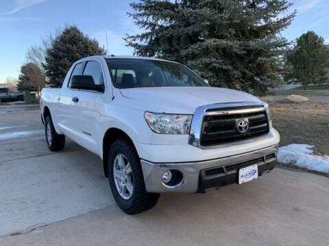 2012 Toyota Tundra for sale at Tobias of Blue Star Auto Group in Frederick CO