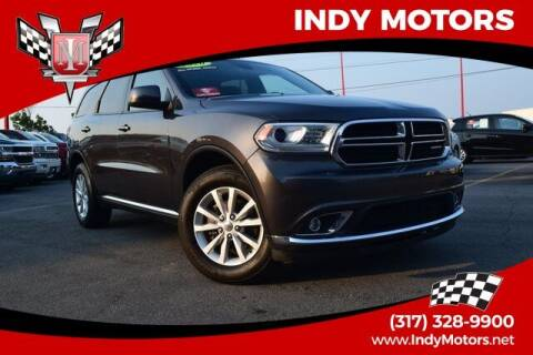 2020 Dodge Durango for sale at Indy Motors Inc in Indianapolis IN