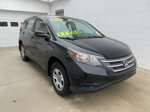 2014 Honda CR-V for sale at BOLLING'S AUTO in Bristol TN