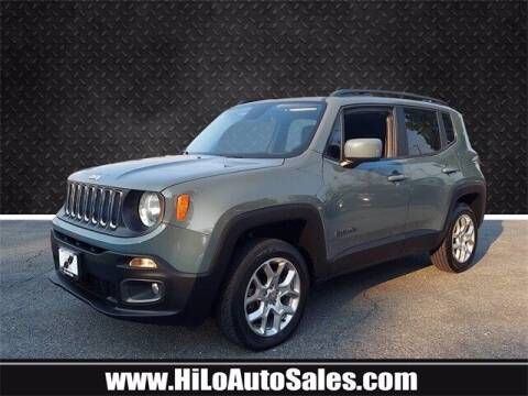 2017 Jeep Renegade for sale at BuyFromAndy.com at Hi Lo Auto Sales in Frederick MD