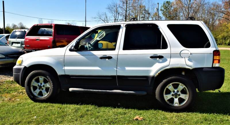 2006 Ford Escape for sale at PINNACLE ROAD AUTOMOTIVE LLC in Moraine OH