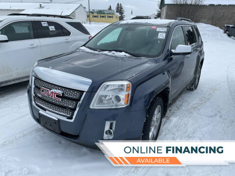 2014 GMC Terrain for sale at Strait-A-Way Auto Sales LLC in Gaylord MI
