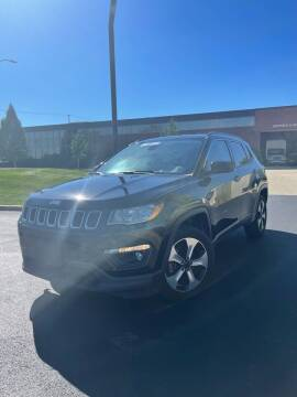 2018 Jeep Compass for sale at Car Stars in Elmhurst IL