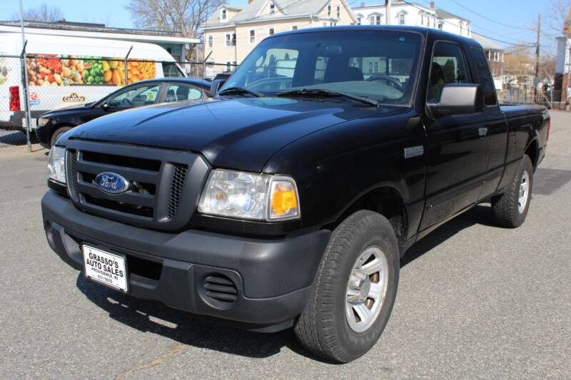 2008 Ford Ranger for sale at Grasso's Auto Sales in Providence RI