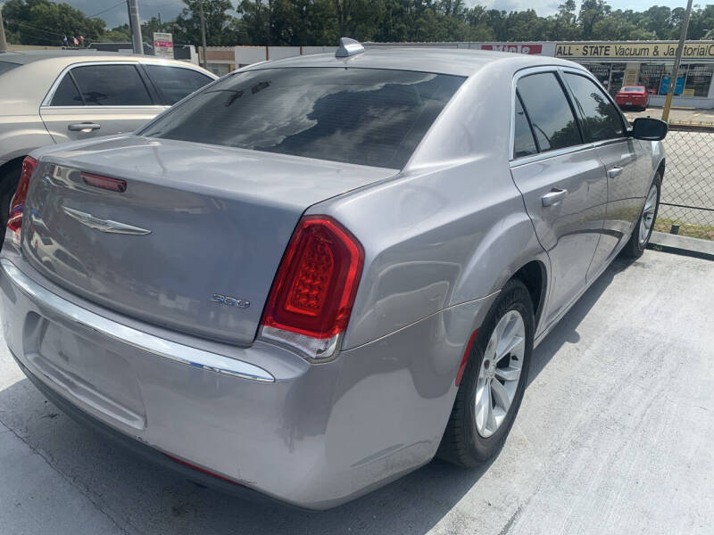 2016 Chrysler 300 for sale at Castle Used Cars in Jacksonville FL