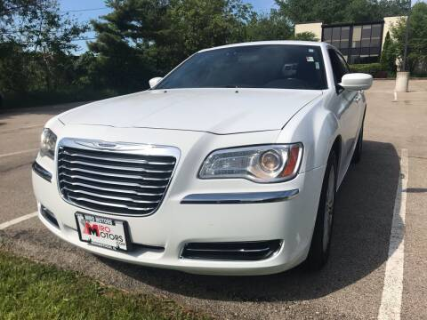 2014 Chrysler 300 for sale at Miro Motors INC in Woodstock IL
