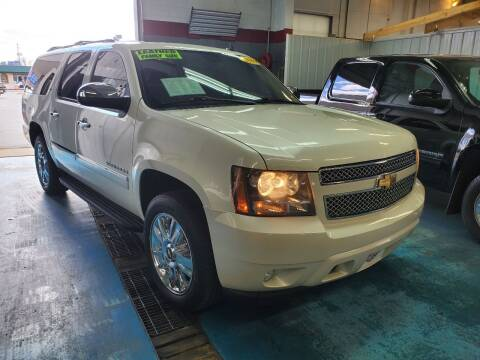 2009 Chevrolet Suburban for sale at Stach Auto in Janesville WI