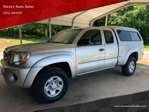 2011 Toyota Tacoma for sale at Steve's Auto Sales in Harrison AR