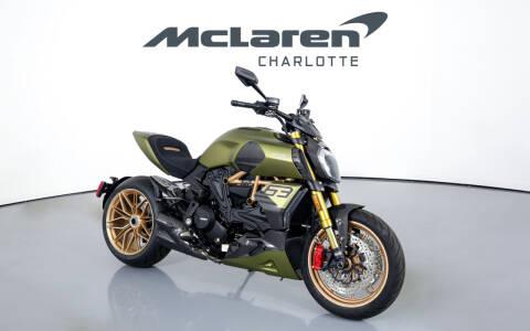 2021 Ducati DIAVEL