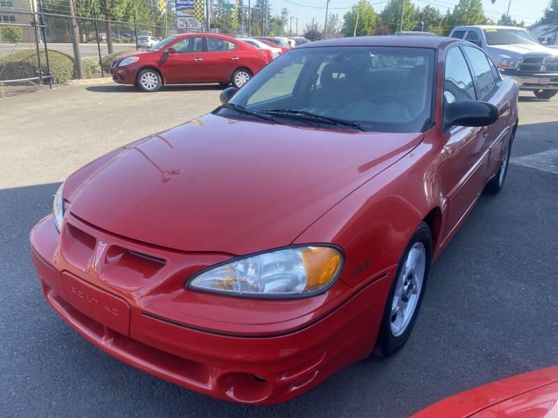 2003 Pontiac Grand Am for sale at Salem Motorsports in Salem OR