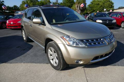 2007 Nissan Murano for sale at J Linn Motors in Clearwater FL