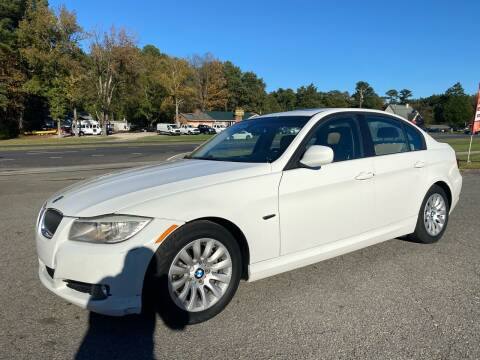 2009 BMW 3 Series for sale at CVC AUTO SALES in Durham NC