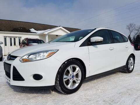 2013 Ford Focus for sale at CarNation Auto Group in Alliance OH