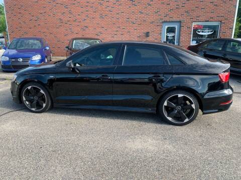 2016 Audi A3 for sale at BAY CITY MOTORS in Portland ME